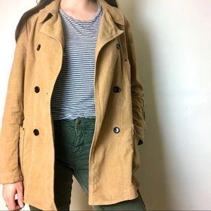 Billy Reid | Camel Moleskin Jacket